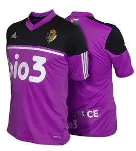 Ponferradina – Camiseta Morada