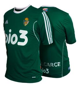 Ponferradina – Camiseta Verde